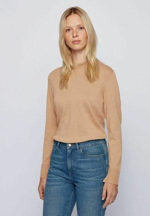 FIBINNA - Pullover - beige