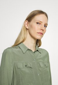 Guess - MONA - Button-down blouse - light green - 3