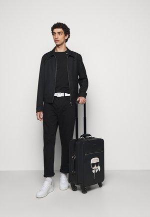 IKONIK UNISEX - Wheeled suitcase - black