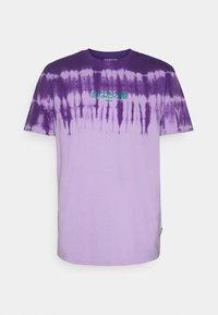 YOURTURN - UNISEX - T-shirt con stampa -  purple - 0