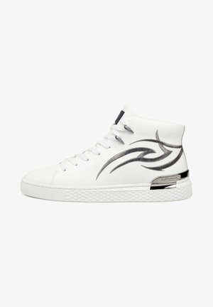 OUTSIDER HIGH TOP - Sneakers hoog - white