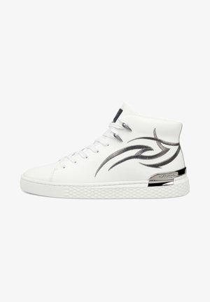 OUTSIDER HIGH TOP - Zapatillas altas - white