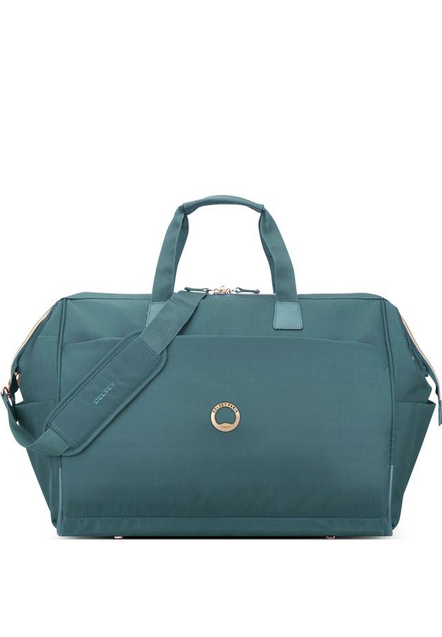 MONTROUGE - Weekend bag - grün