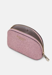 kate spade new york - SMALL DOME COSMETIC - Wash bag - rose gold - 2