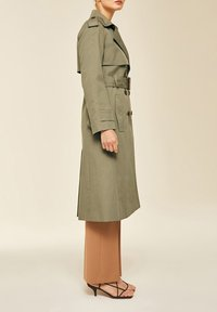 IVY & OAK - IVY & OAK - Trenchcoat - sage green - 5