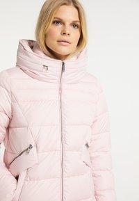 usha - Płaszcz zimowy - rosa - 3