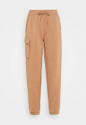 VMNATALIE  - Cargo trousers - tawny brown