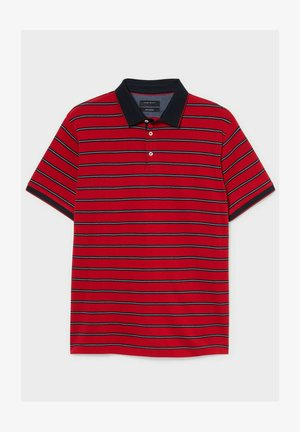 Polo - dark red
