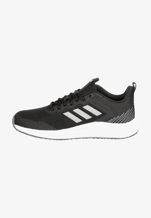FLUIDSTREET - Gym- & träningskor - core black / dove grey / grey six