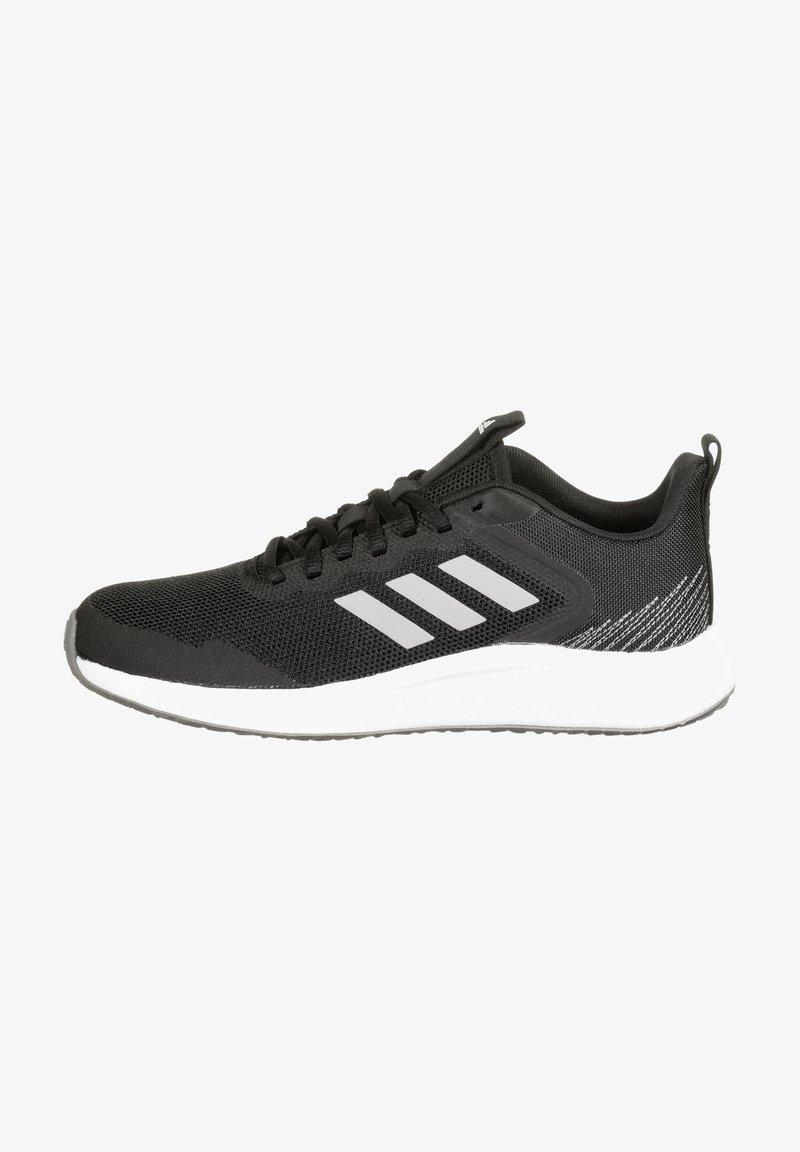 adidas Performance - FLUIDSTREET - Scarpe da fitness - core black / dove grey / grey six