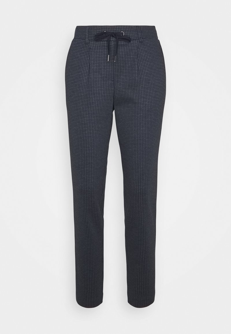 TOM TAILOR - Trousers - grey