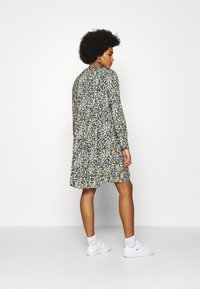 Object - OBJDITSY NELLE DRESS - Shirt dress - blue mirage - 2