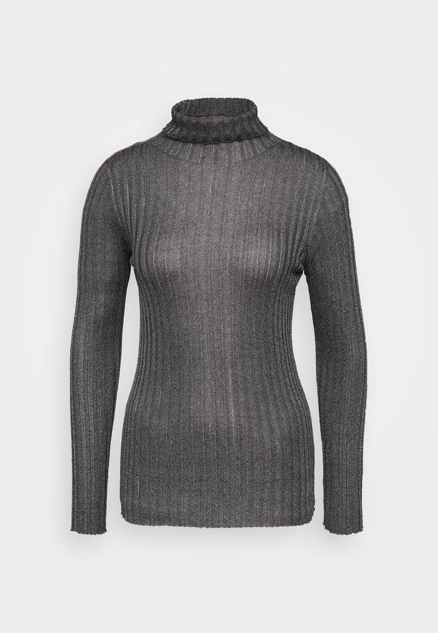 MAGLIA CHIUSA - Pullover - carbon lux