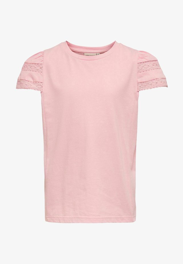 Blouse - rose shadow