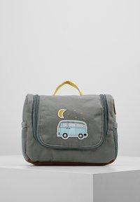 Lässig - MINI WASHBAG ADVENTURE KULTURBEUTEL - Handbag - olive - 0