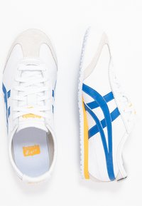 Onitsuka Tiger - MEXICO 66 - Sneaker low - white/freedom blue - 1