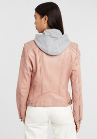 Gipsy - ABBY - Leather jacket - rose - 2