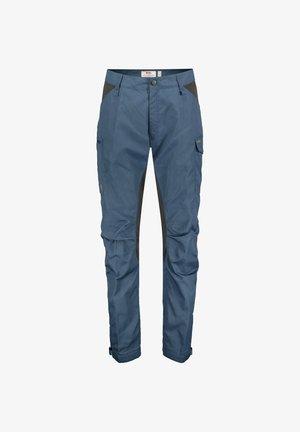 KAIPAK - Outdoor trousers - marine (300)