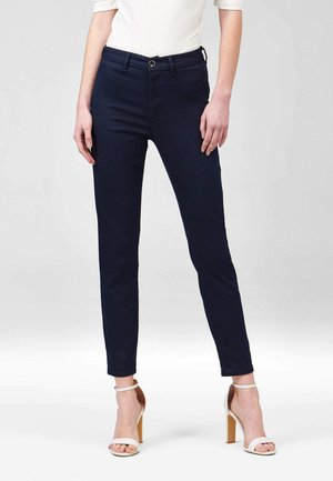 POWERSTRETCH - Trousers - nachtblau