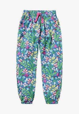 Trousers - venedig-blau, tropischer garten