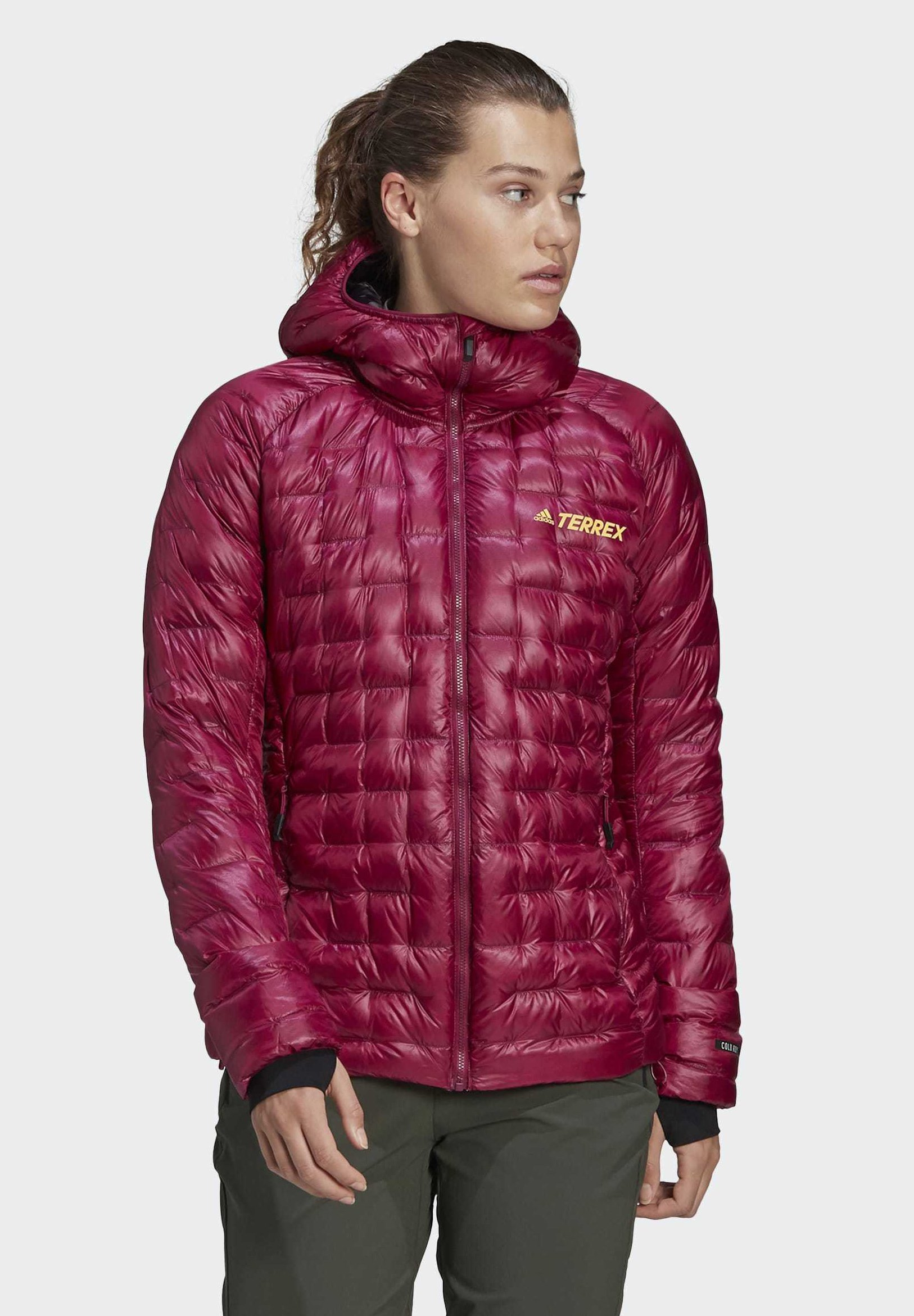 Women ICESKY COLD.RDY HOODED DOWN - Down jacket