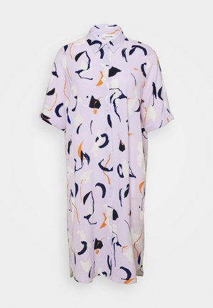 DAMIRA SHIRTDRESS - Skjortekjole - lilac pink light