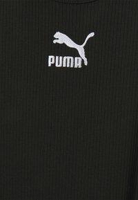 Puma - CLASSICS SUMMER DRESS - Vestido ligero - puma black - 6