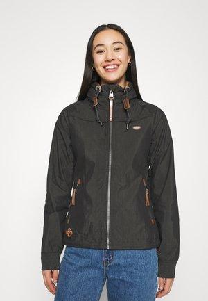 APOLI - Light jacket - black