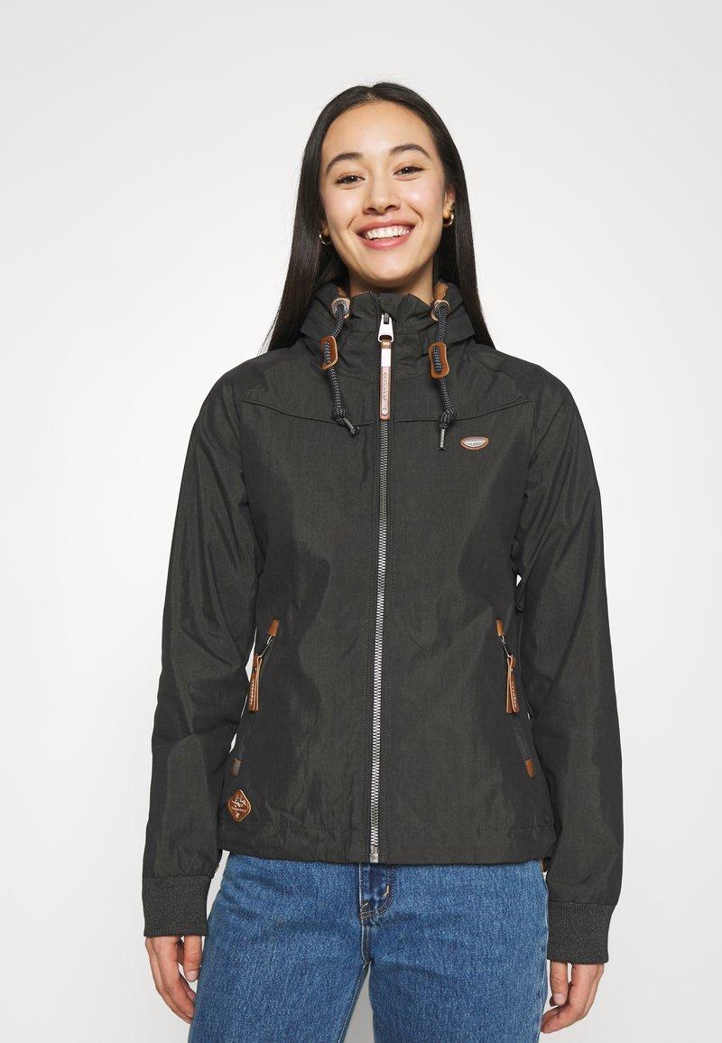 Ragwear - APOLI - Lehká bunda - black