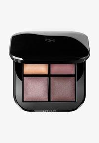 KIKO Milano - BRIGHT QUARTET BAKED EYESHADOW PALETTE - Eyeshadow palette - 02 rosy mauve variations - 0