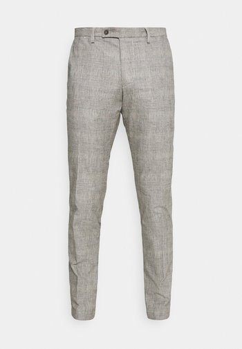 BRAVO - Trousers - beige