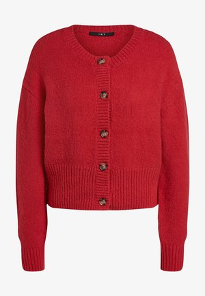 Gilet - chinese red