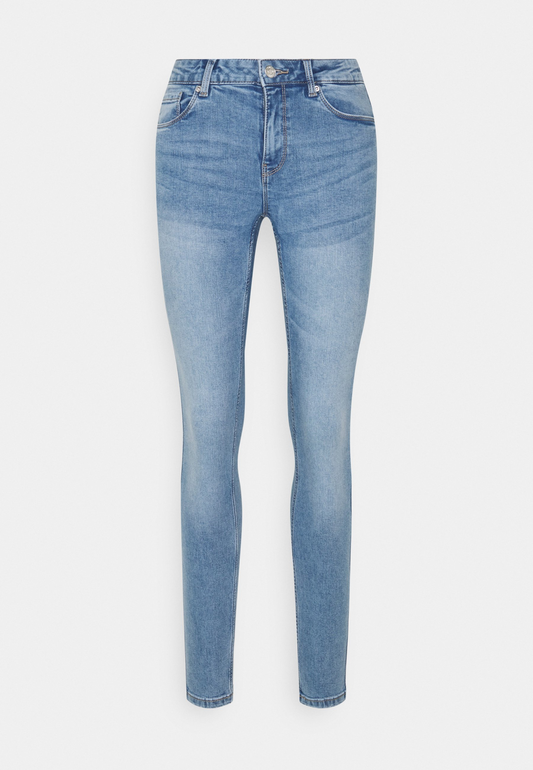 Damen VMSEVEN PUSH  - Jeans Skinny Fit