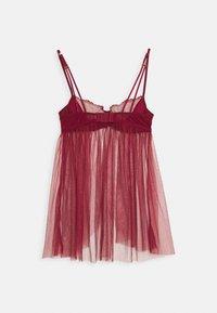 Hunkemöller - DEMI EMILY SET - Pyjama set - rumba red - 2