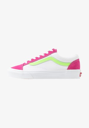STYLE 36 - Skate shoes - fuchsia purple/true white