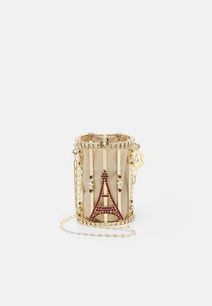 HIPPY PARIS - Schoudertas - gold-coloured