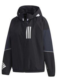 adidas Performance - ADIDAS W.N.D. JACKET - Training jacket - black - 9