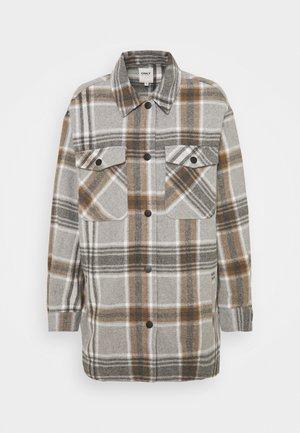 ONLELLENE VALDA CHACKET - Short coat - brown