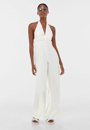 Jumpsuit - white