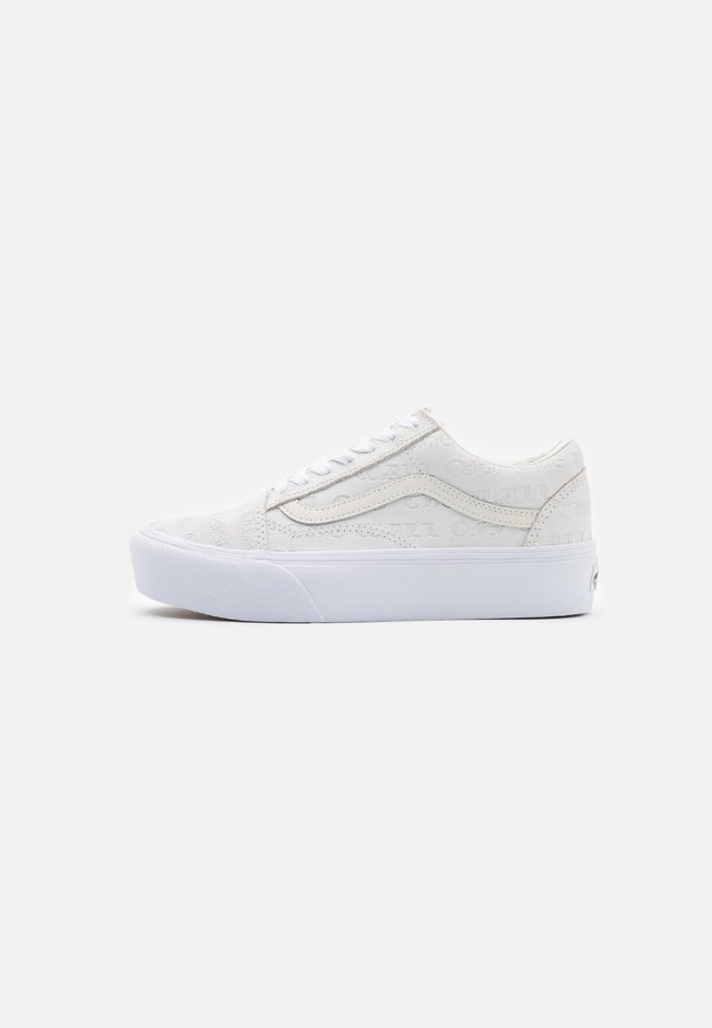 OLD SKOOL PLATFORM - Trainers - marshmallow