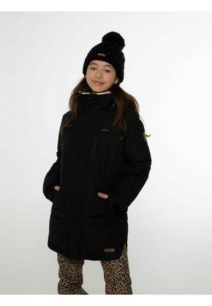ANIEK JR - Winter jacket - true black
