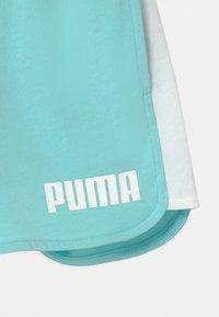 Puma - ALPHA UNISEX - Sports shorts - island paradise - 2