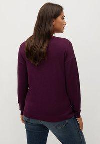 Violeta by Mango - CRYSTAL - Jumper - purpur - 2