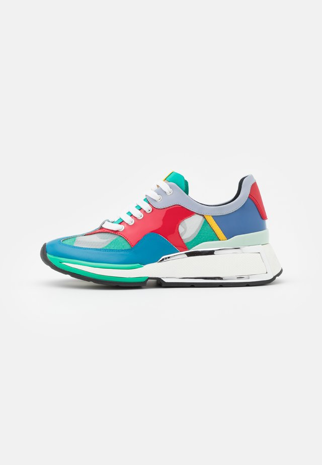 MARIANNE - Trainers - slate/multicolor