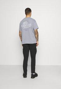 Brave Soul - MARINES - Cargo trousers - black - 2