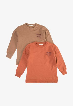 2 PACK - Sweater - red