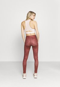 South Beach - LEGGING  - Medias - rose brown - 2