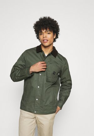 DOCK JACKET - Classic coat - green