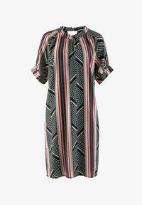 Alba Moda - Day dress - schwarz,pink - 5