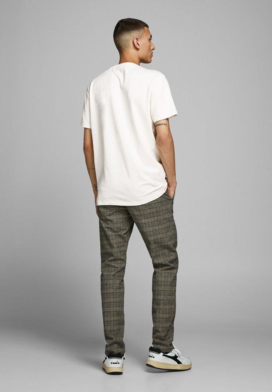 Jack & Jones PREMIUM Basic T-shirt - blanc de blanc waqcJ